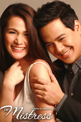 Bea Alonzo and John Lloyd Cruz (The Mistress)