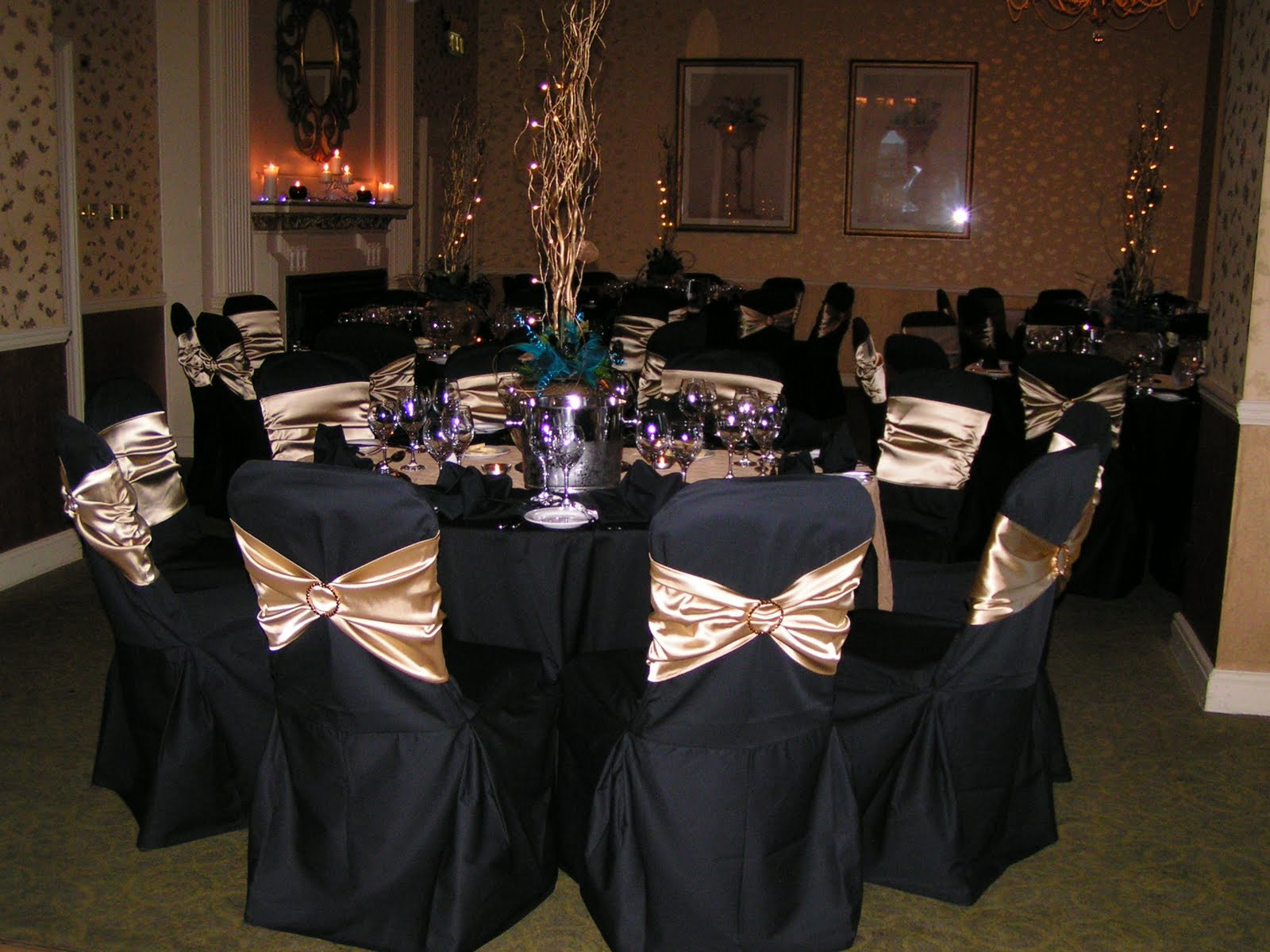 Simply Bows & Chair Covers July 2011