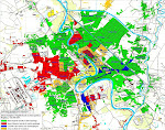 Map Ethnic Cleansing of Baghdad Mid 2008