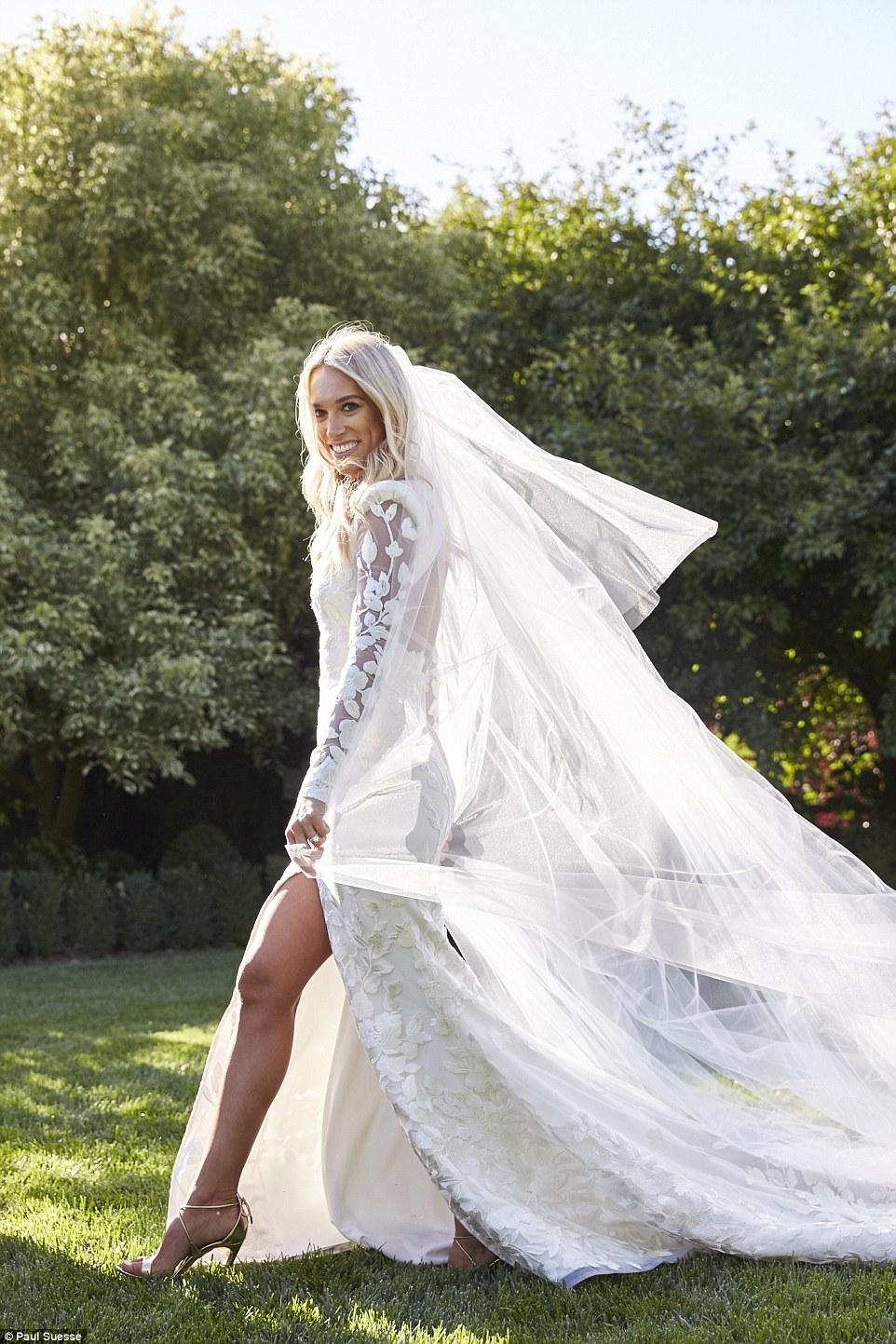 Phoebe and sam wedding