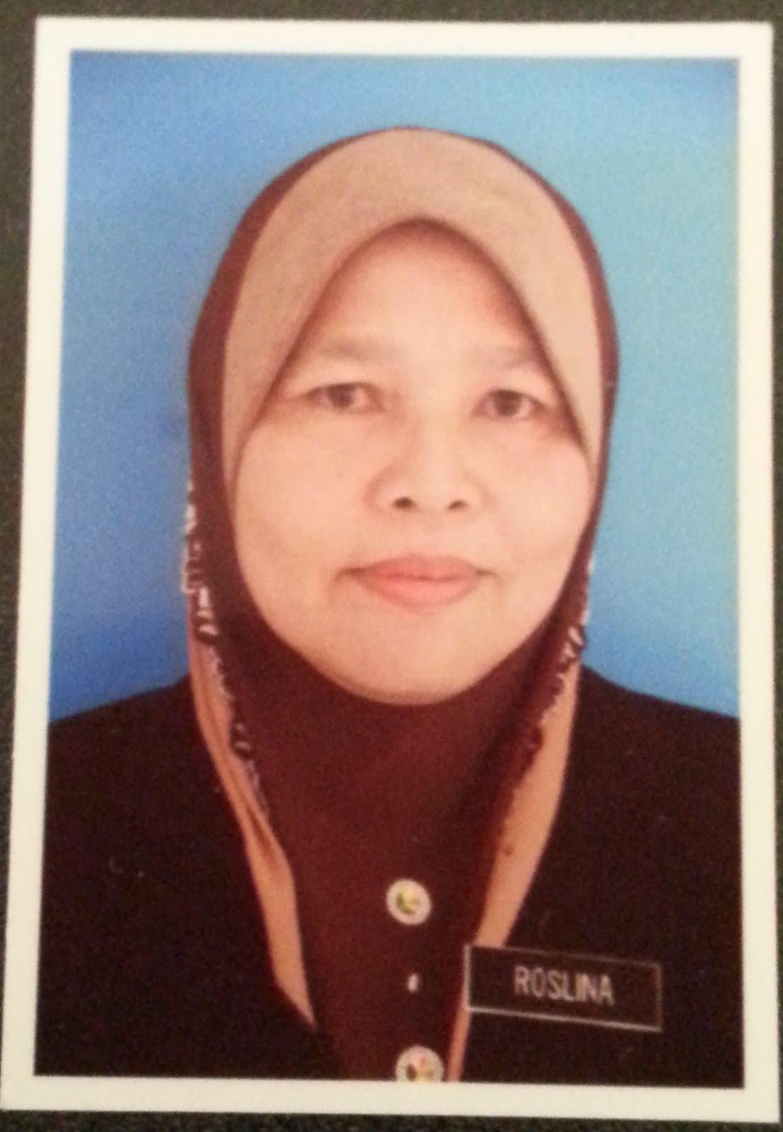 Pn. Roslina Binti Abdul Rani