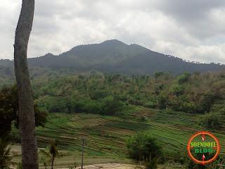 Pamorama Gunung Blego Poncol Magetan