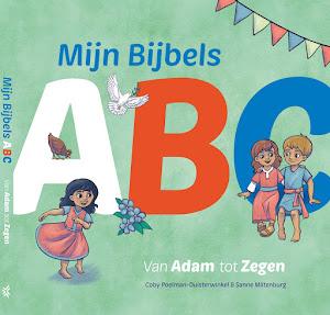 """Verschenen: """"Mijn Bijbels ABC"""" met illustraties van Sanne Miltenburg"""