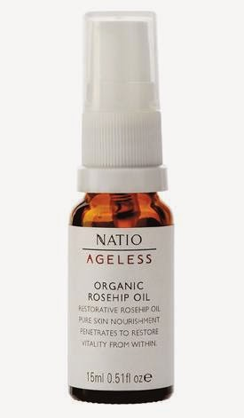 NATIO introduces Ageless Organic Rosehip Oil