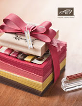 2012-2013 Stampin Up Annual Catalogue