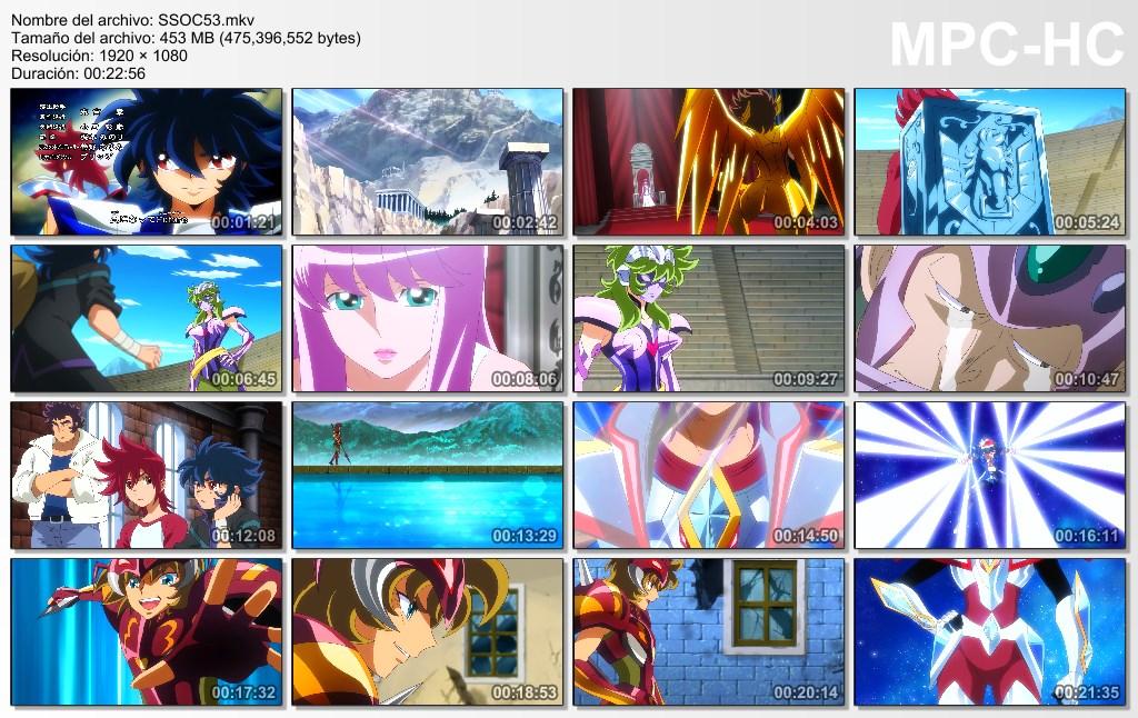 Saint Seiya Omega Temporada 2 Capitulo 02