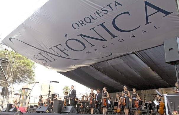 Orquesta Sinfónica Nacional ofrece conciertos descentralizados en Chancay, Huacho y Barranca