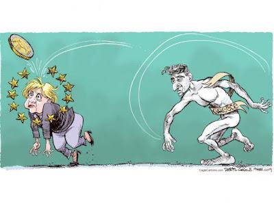 Grécia, Alemanha, Pedido de Indemnização, Pedido Reparações de Guerra, Merkel