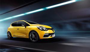 Renault Clio En Güzel Araba Resimleri