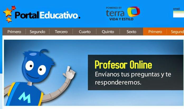 Portal educativo   TERRA