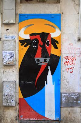 Bull Street Art