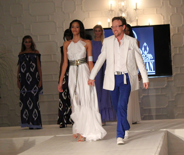 "Samy Gicherman presents Resort 2014 Collection ""Con la Cara al Viento"" in Miami Beach"