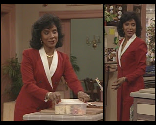 The Cosby Show Huxtable fashion blog Clair Phylicia Rashad