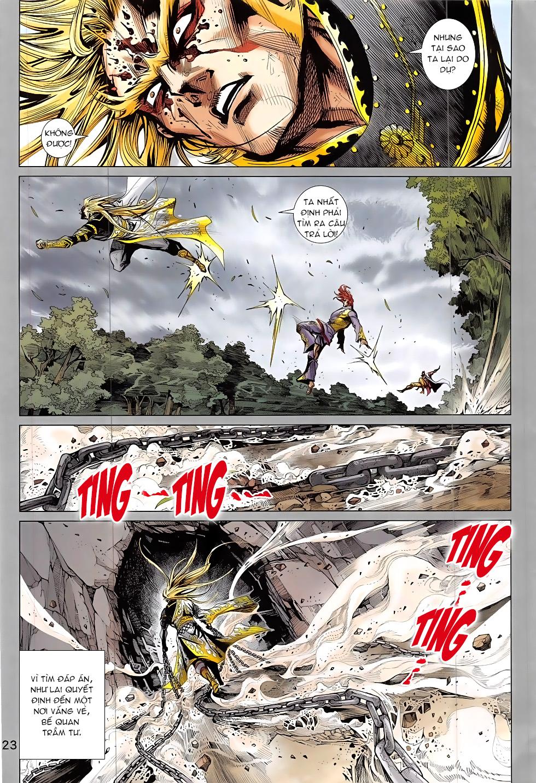 Thần Chưởng chap 24 – End Trang 23 - Mangak.info