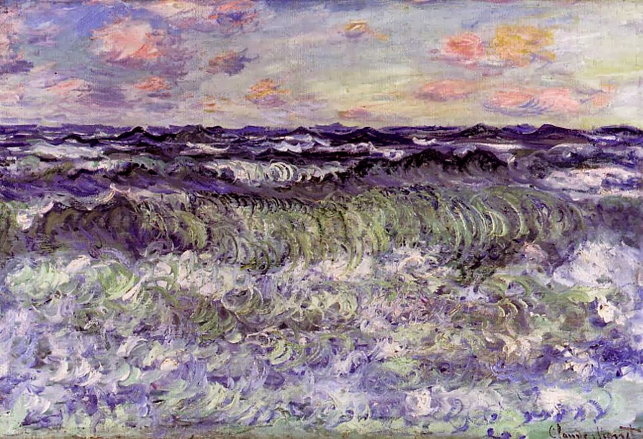 an introduction to the analysis of the artwork by claude monet Relaxing in the garden argenteuil by claude oscar monet painting analysis claude monet part 1 - introduction photography print artist: claude monet gold.