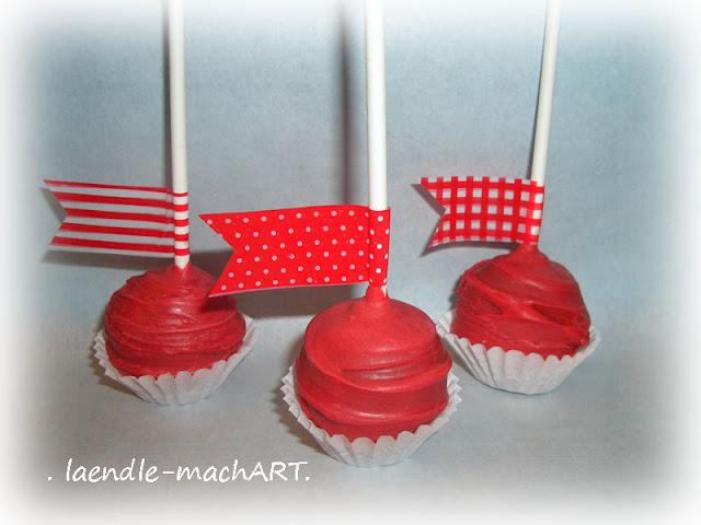 Cake Pops, Masking Tapes