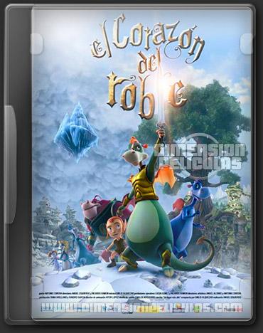 El Corazon del Roble (DVDRip Castellano) (2012)