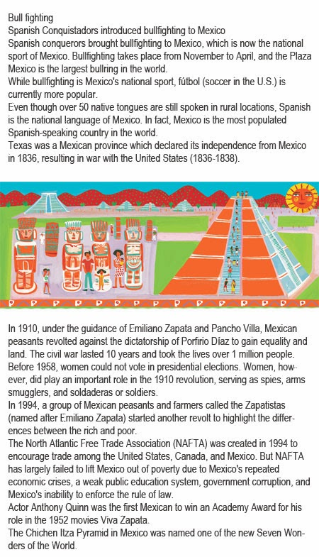 Mexico City facts for kids
