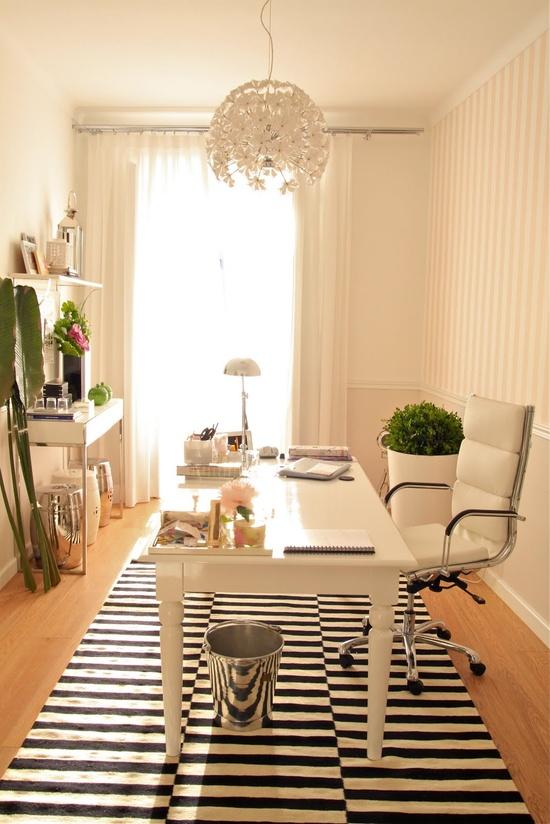 Simple details ikea stockholm rand rug for Zebra rug ikea