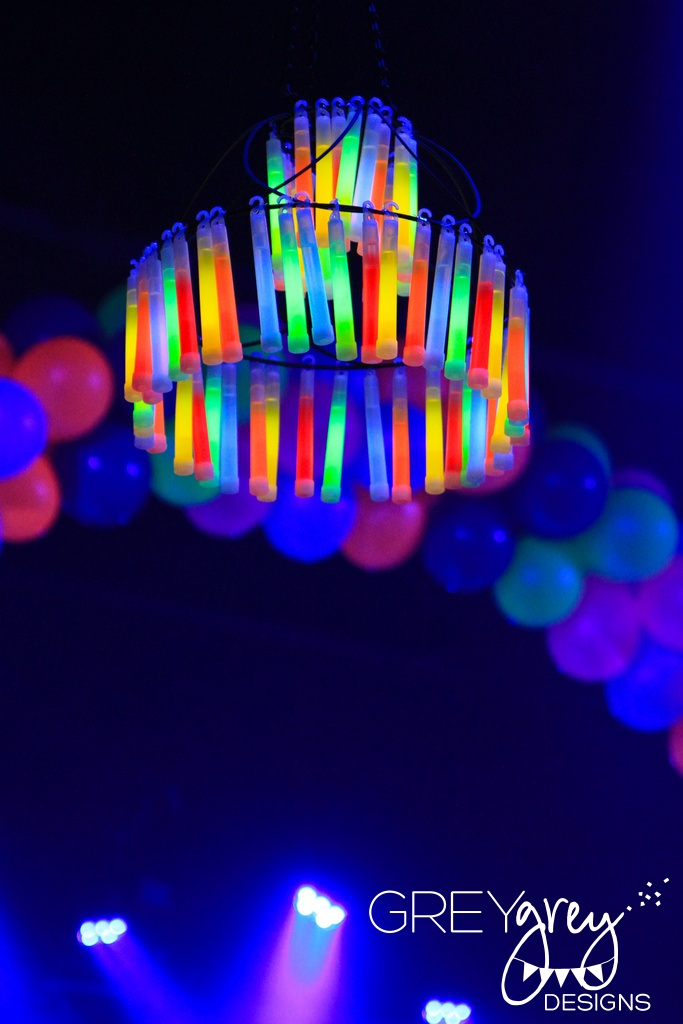 Glow Stick Lighting And Other Fun Decor From Grey Designs