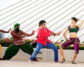 Tollywood Latest movie 'Srimannarayana' stills