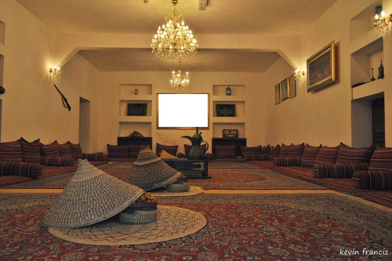 Le boudoir des akhawettes: idées de salon de sol (majlis)