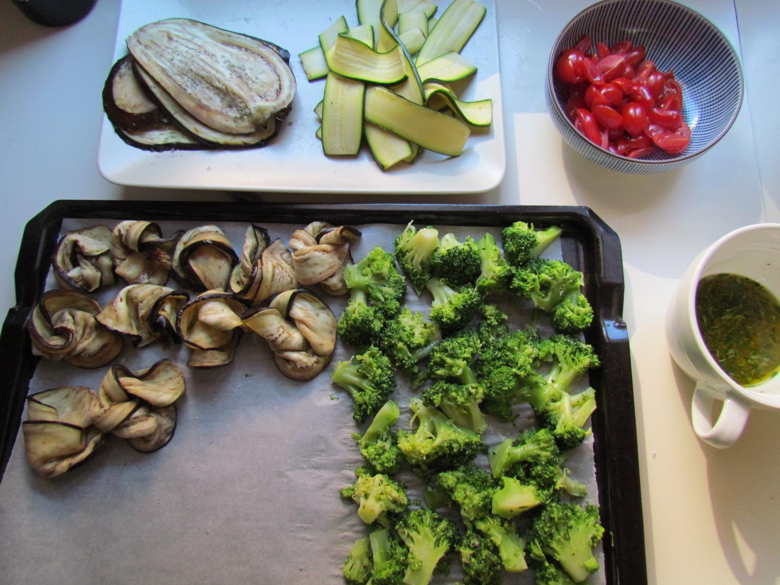 In cucina con lorella teglia di verdure con aromi freschi - Aromi in cucina ...