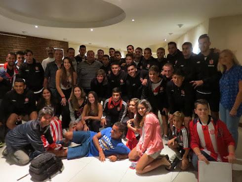 Apertura en el Club Vacacional RCT junto al Pincha