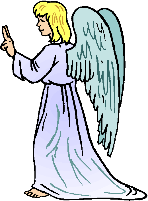 Beauty Angel Free Clipart