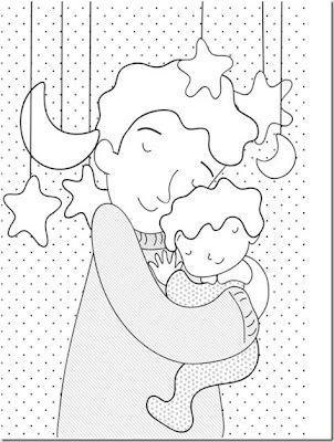 Desenhos para imprimir Dia dos Pais
