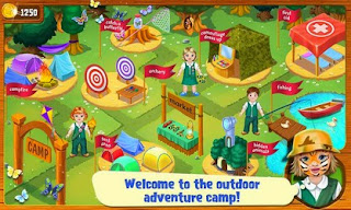 Screenshots of the Baby Outdoor Adventures for Android tablet, phone.