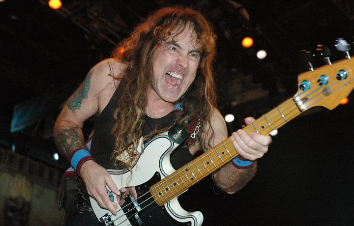 Steve Harris Daughter Iron maiden: steve harris fala