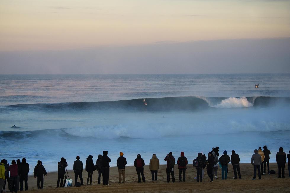 13 Wave Quiksilver Pro France 2015 Foto WSL Poullenot Aquashot
