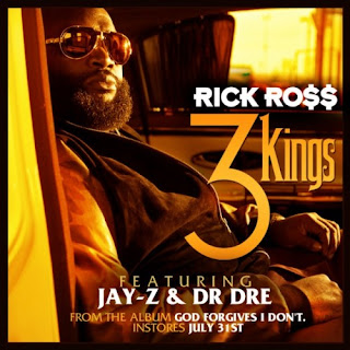 Rick Ross - 3 Kings (feat. Dr. Dre and Jay Z) Lyrics