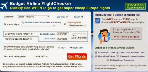 find low cost airline tickets - save money with cheap airfare