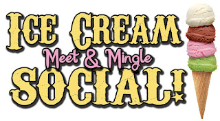 """Image result for """"open house"""" ice cream social clip art"""