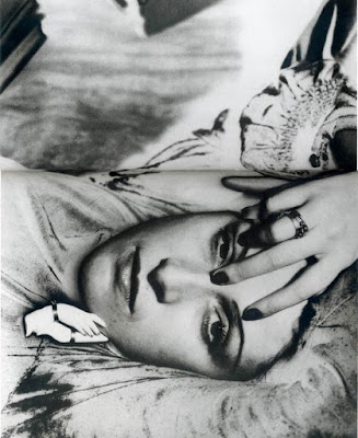 曼雷's Portrait of Dora Maar | 1936, Image courtesy 曼雷 _ Portrait of Dora Maar, 1936 _ in.pinterest.com