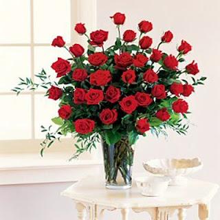 Send Three Dozen Roses