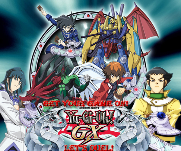 Yu Gi Oh ! Gx - Saison 4 [Complete]