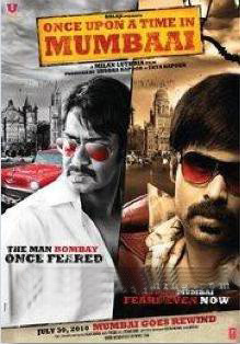 Download Hindi Movie Once Upon A Time In Mumbai MP3 Songs