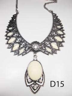 kalung aksesoris wanita d15