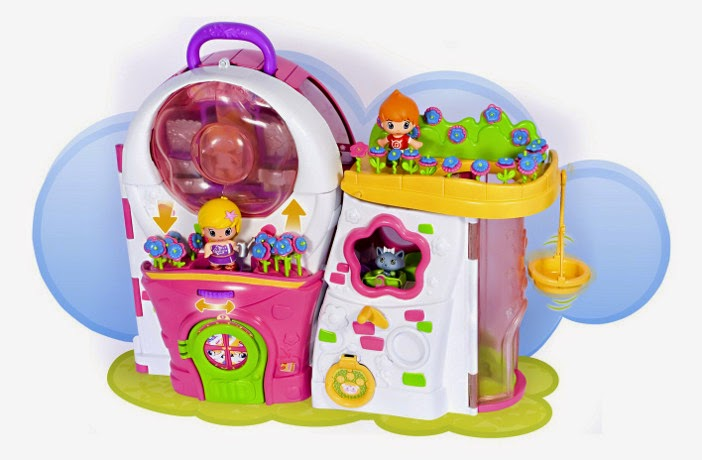 JUGUETES - PINYPON - La Casa de las Flores | Maletín  Producto Oficial | Famosa 700006805 | A partir de 4 años