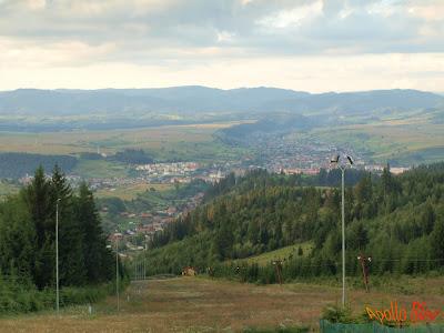 Panorama Toplita