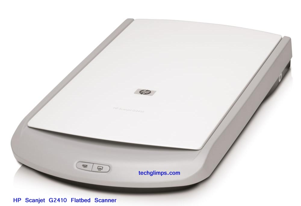 Драйвер для сканера HP Scanjet G2410