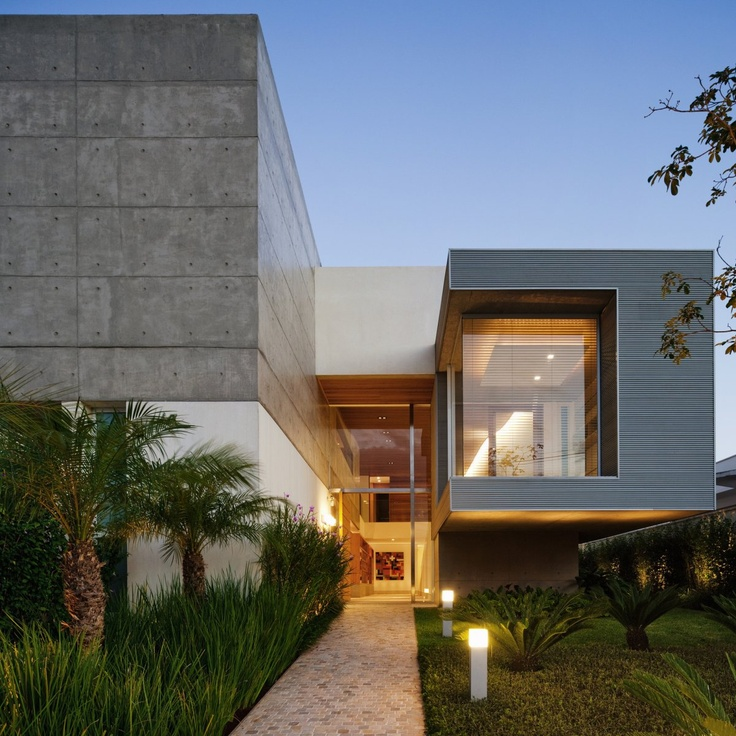 40 Modern Entrances Designed To Impress Part 4 4