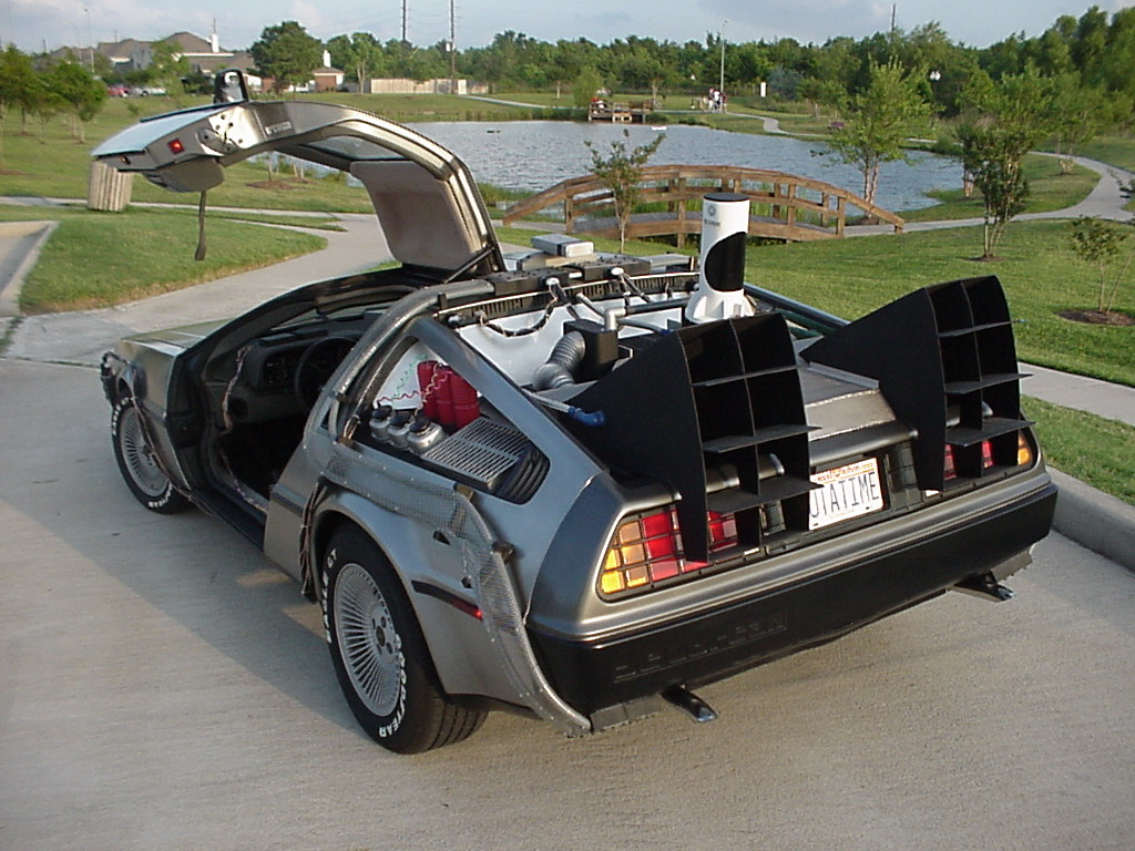 Pictures De Lorean Car Classic