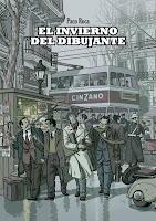 El Invierno del Dibujante,Paco Roca,Astiberri  tienda de comics en México distrito federal, venta de comics en México df