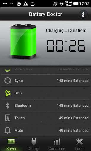 app for android,Battery Doctor apk