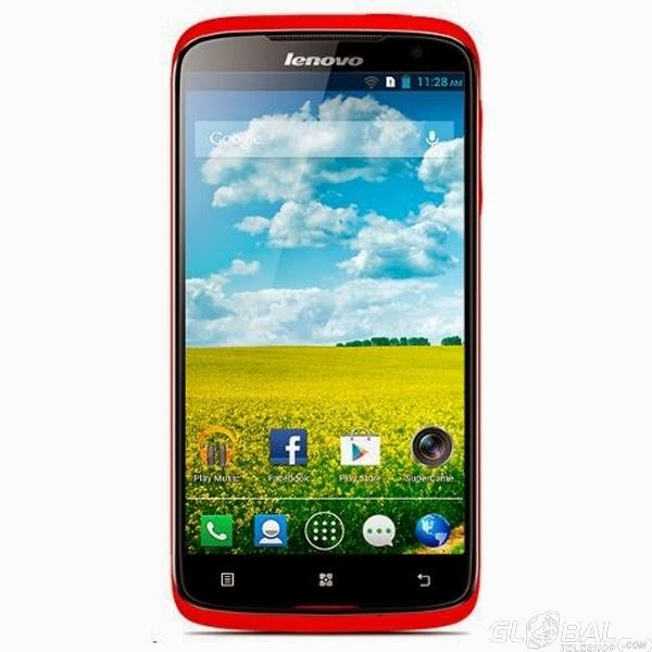 Smartphone android quad core Lenovo S820
