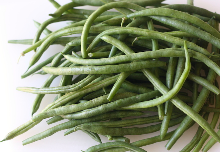 Garlicky Green Beans with Spicy Miso Sauce | Season with Spice